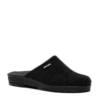 Blenzo pantoffels zwart