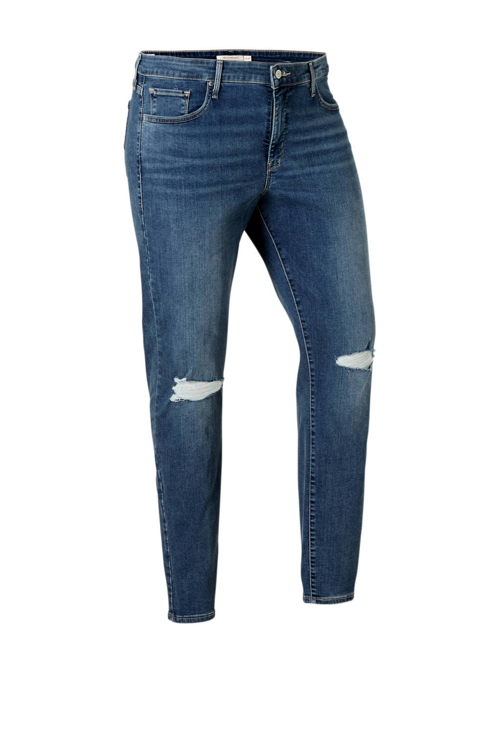 Levi's Plus shaping skinny jeans, Dark denim