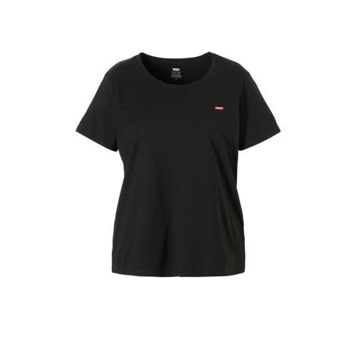 Levi's Plus t-shirt met geborduurd logo