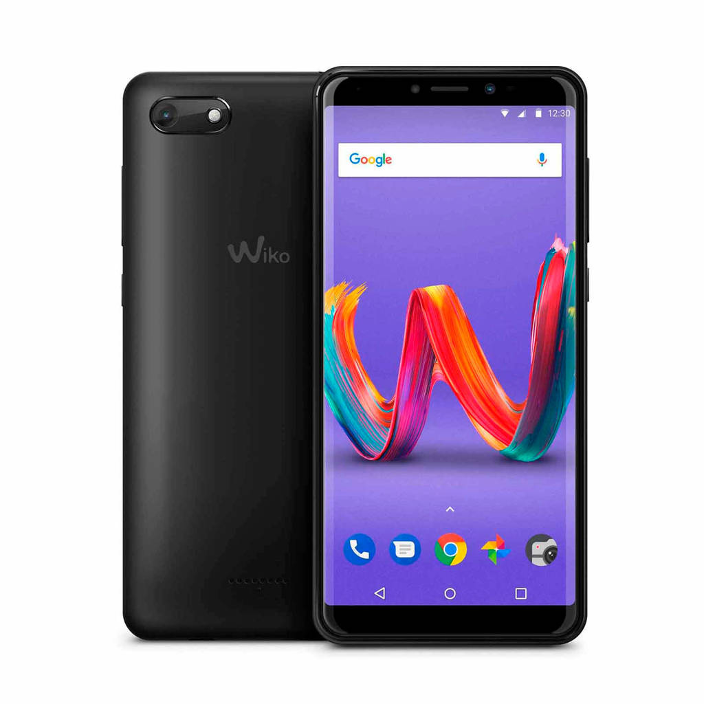Wiko Harry 2, Antraciet
