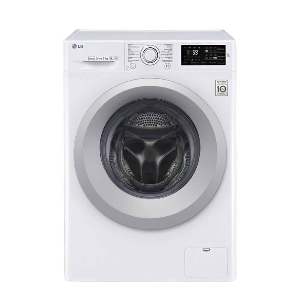 LG F4J5VN4W wasmachine
