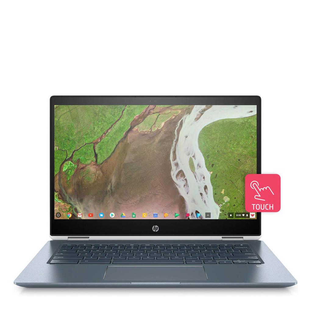 HP  laptop, Blauw, wit
