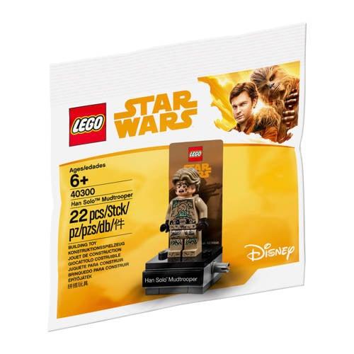 LEGO Star Wars 40300 Han Solo mudtrooper - alleen verkrijgbaar i.c.m. actie