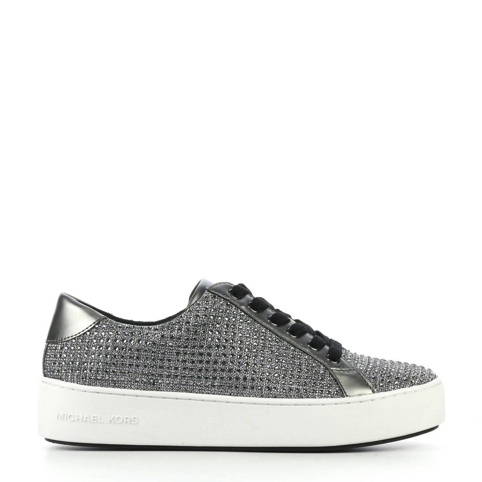 ba180153300 Michael Kors sneakers zilver | wehkamp