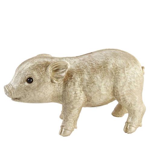 &Klevering Coinbank Pig Spaarpot