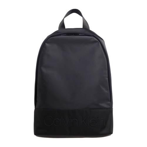 Calvin Klein rugzak Shadow Round zwart kopen