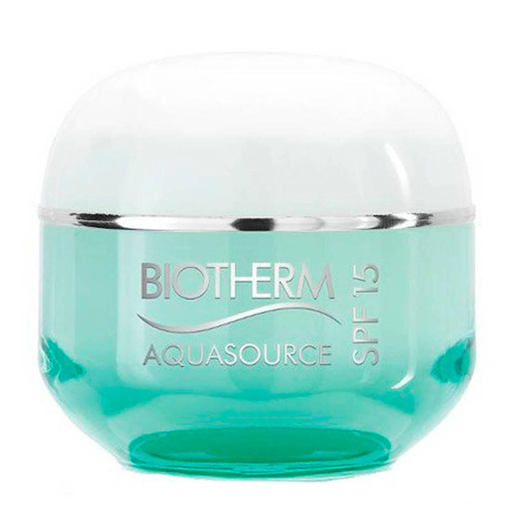 Biotherm Aquasource air cream dagcreme
