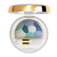 Collistar Double Effect Wet & Dry oogschaduw - 17 Sky Blue Patchwork