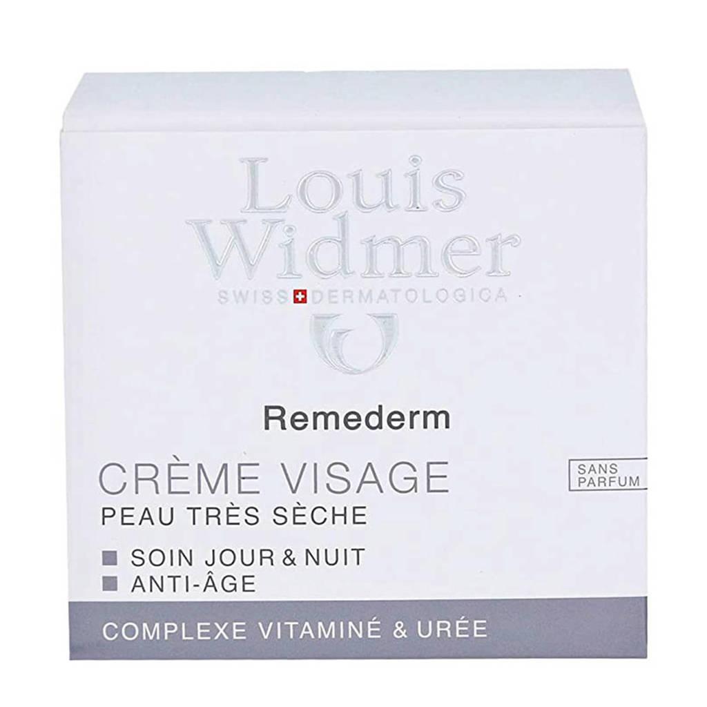 Louis Widmer Remederm gezichtscrème - 50 ml