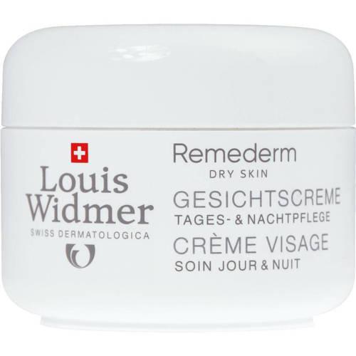 Louis Widmer Remederm gezichtscr??me - 50 ml