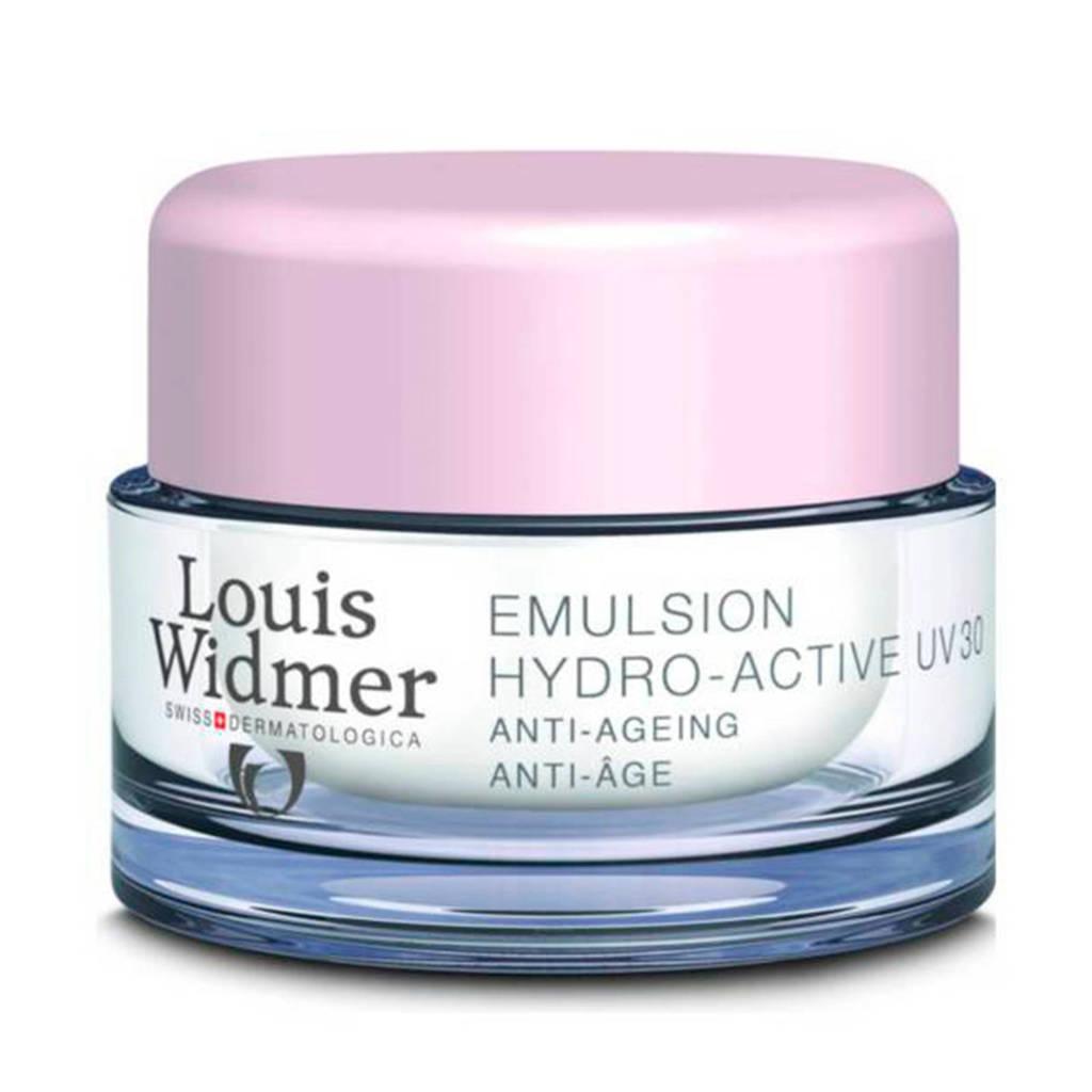 Louis Widmer Emulsion Hydro Active SPF30 dagcrème - 50 ml