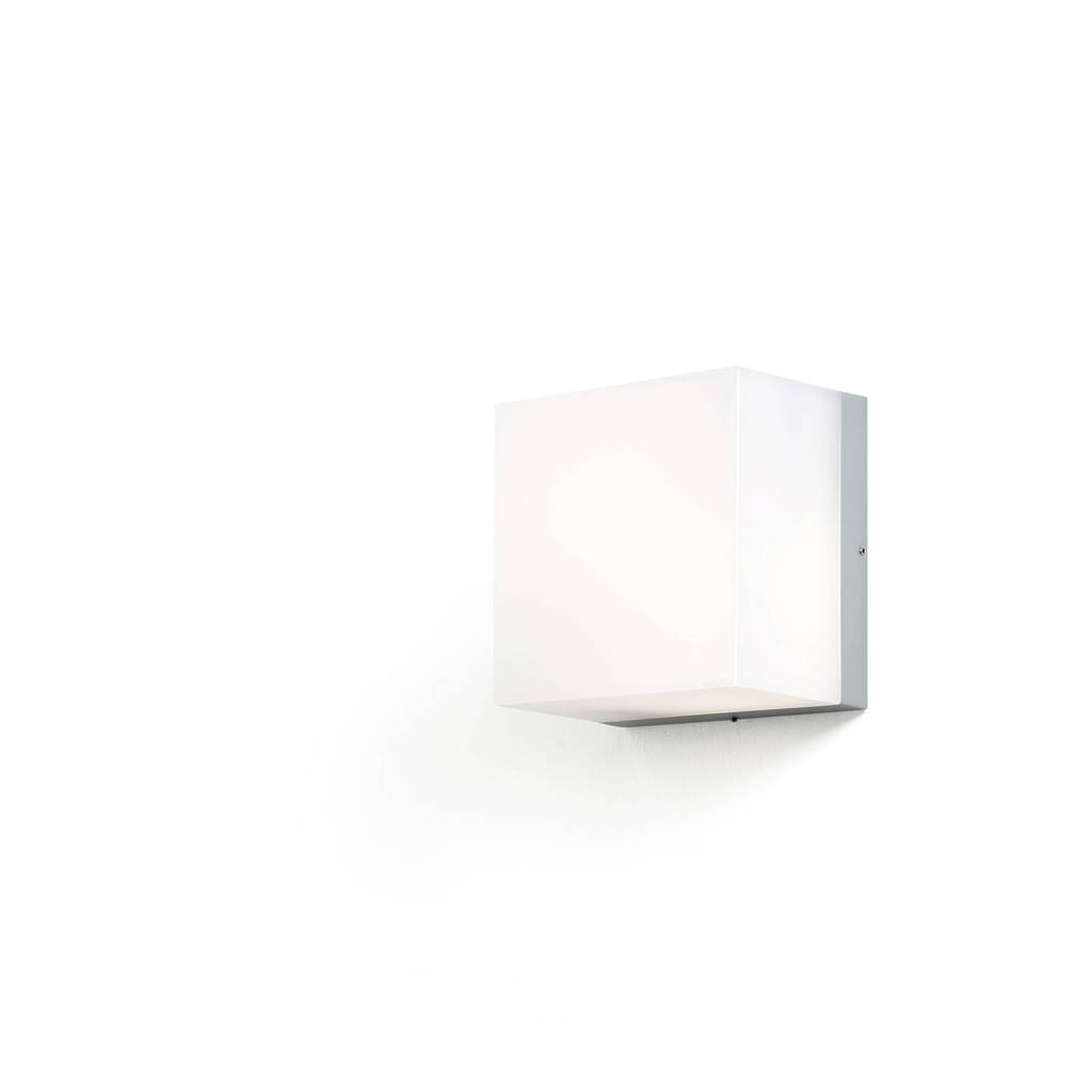 Konstsmide wandlamp San Remo (opaal glas), Mat 21cm