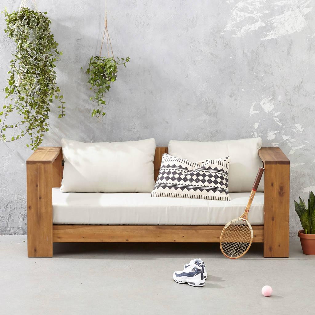 whkmp's own loungebank Belmonte, Naturel/roomwit