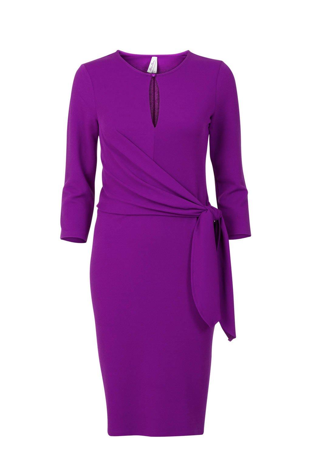 Miss Etam Regulier jurk lila, Paars
