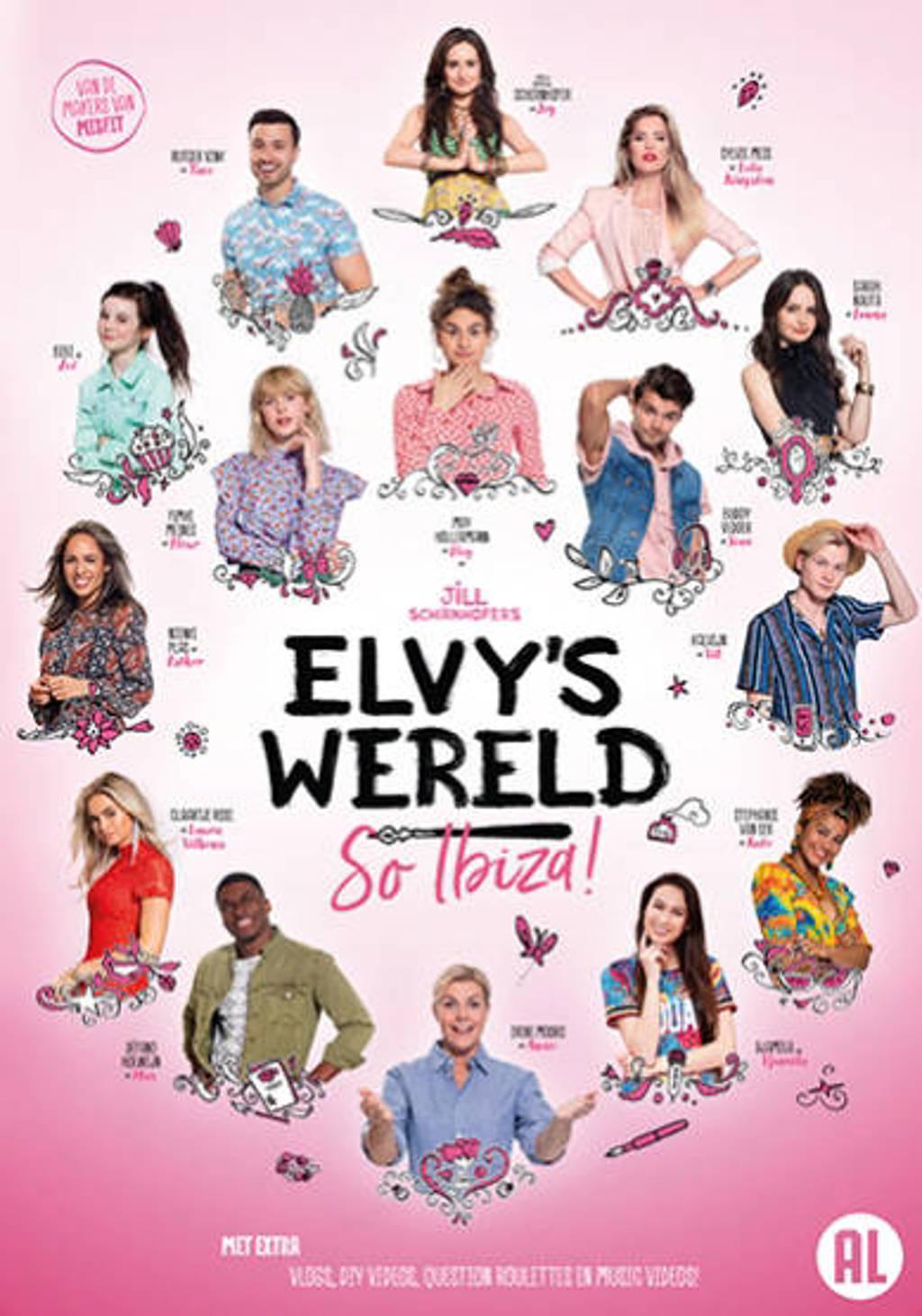 Elvy's wereld - So Ibiza (DVD)