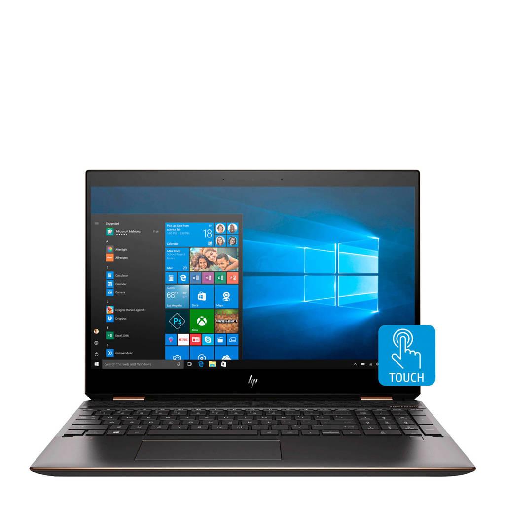 HP  HP Spectre x360 15-df0100nd 15,6 inch Full HD 2-in-1 laptop, Zwart, zilver