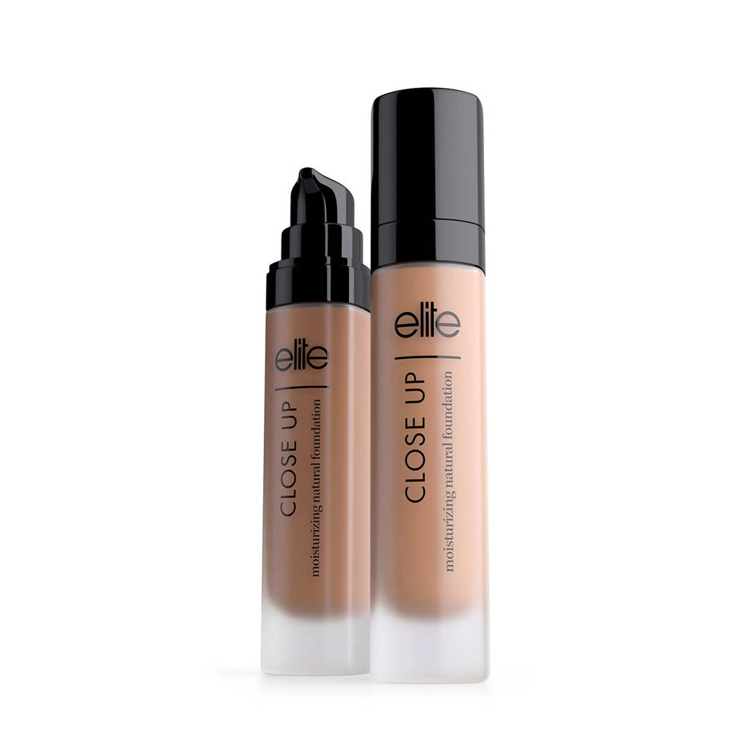 Elite Close Up foundation - 004 Bronze