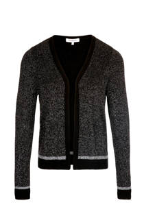 Morgan vest met all over glitters (dames)