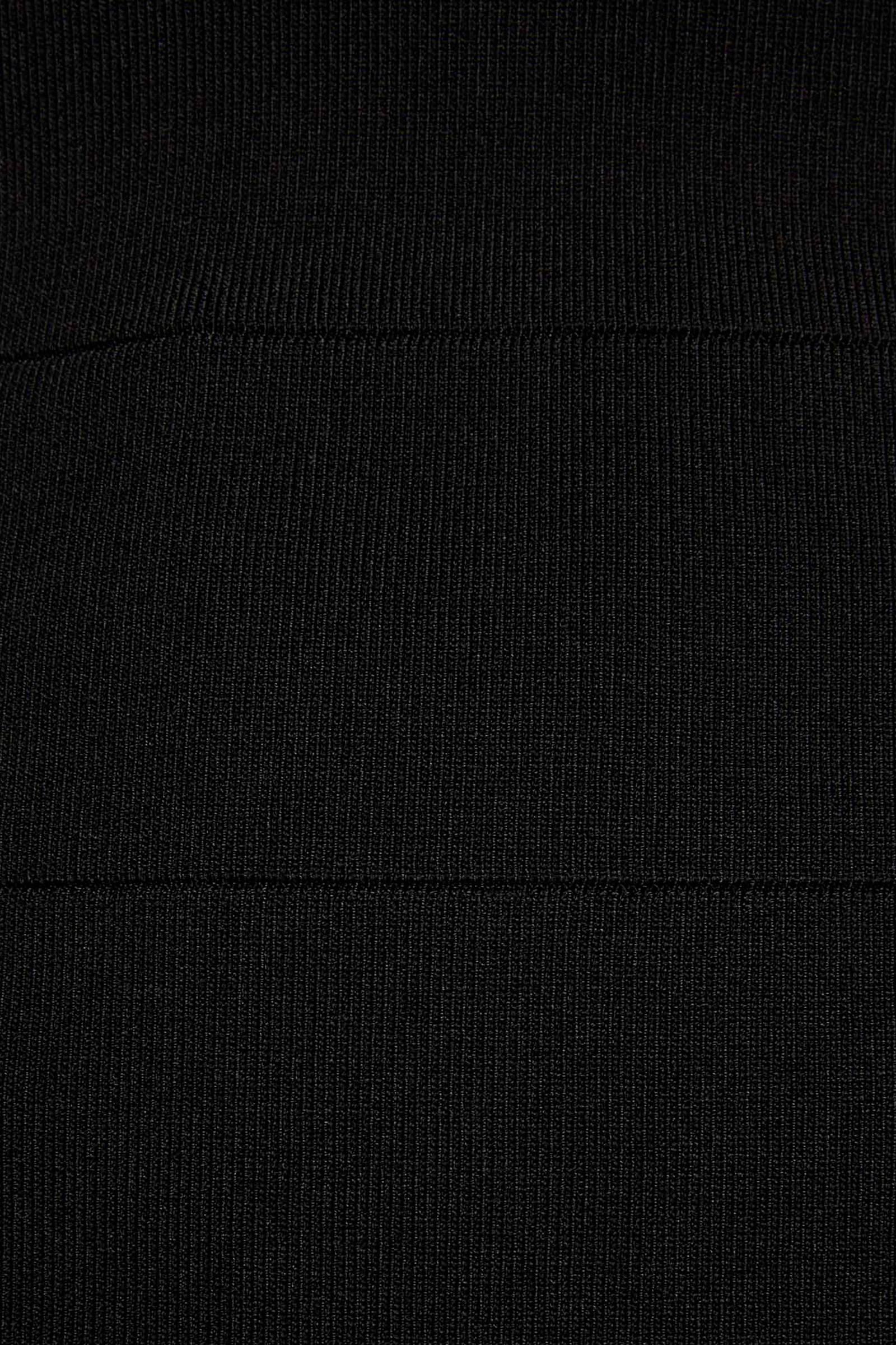 462723a166c4 morgan-gestreepte-a-lijn-jurk-zwart-zwart-3253632897556.jpg