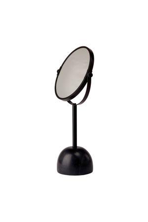 badkamerspiegel Yana (19,5x37 cm) Zwart