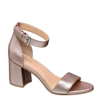 vanHaren Graceland sandalettes roségoud