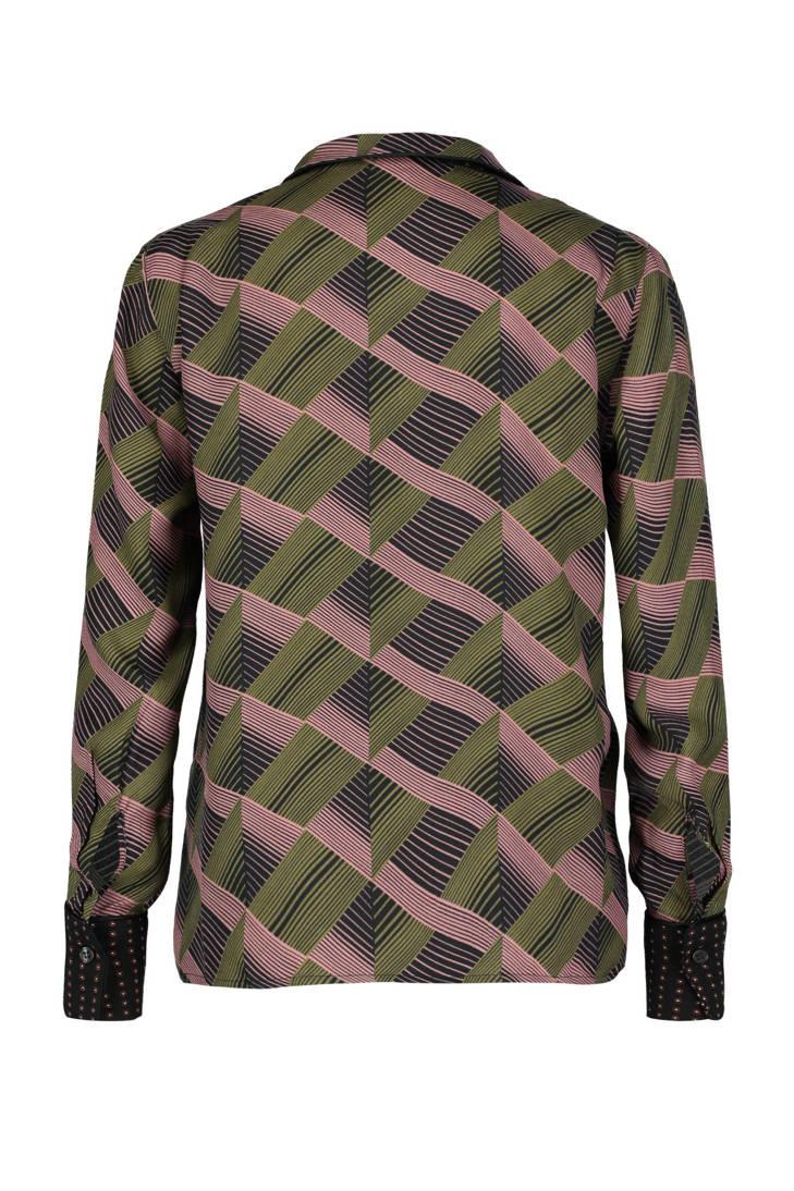 kaki blouse kaki CKS blouse blouse Nicky CKS kaki Nicky CKS RSrSAq5x