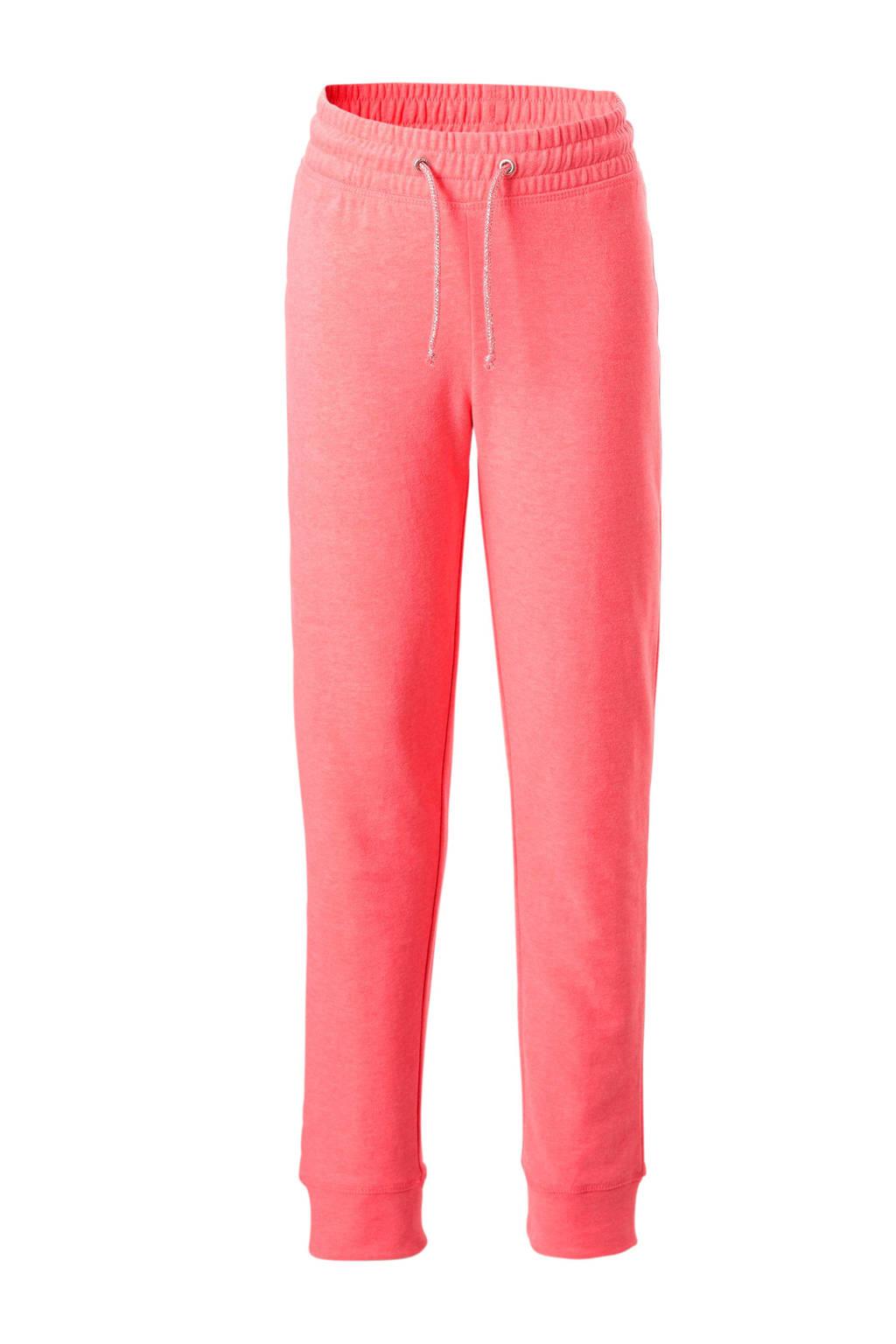 KIDSONLY joggingbroek Sound roze melange, Roze melange