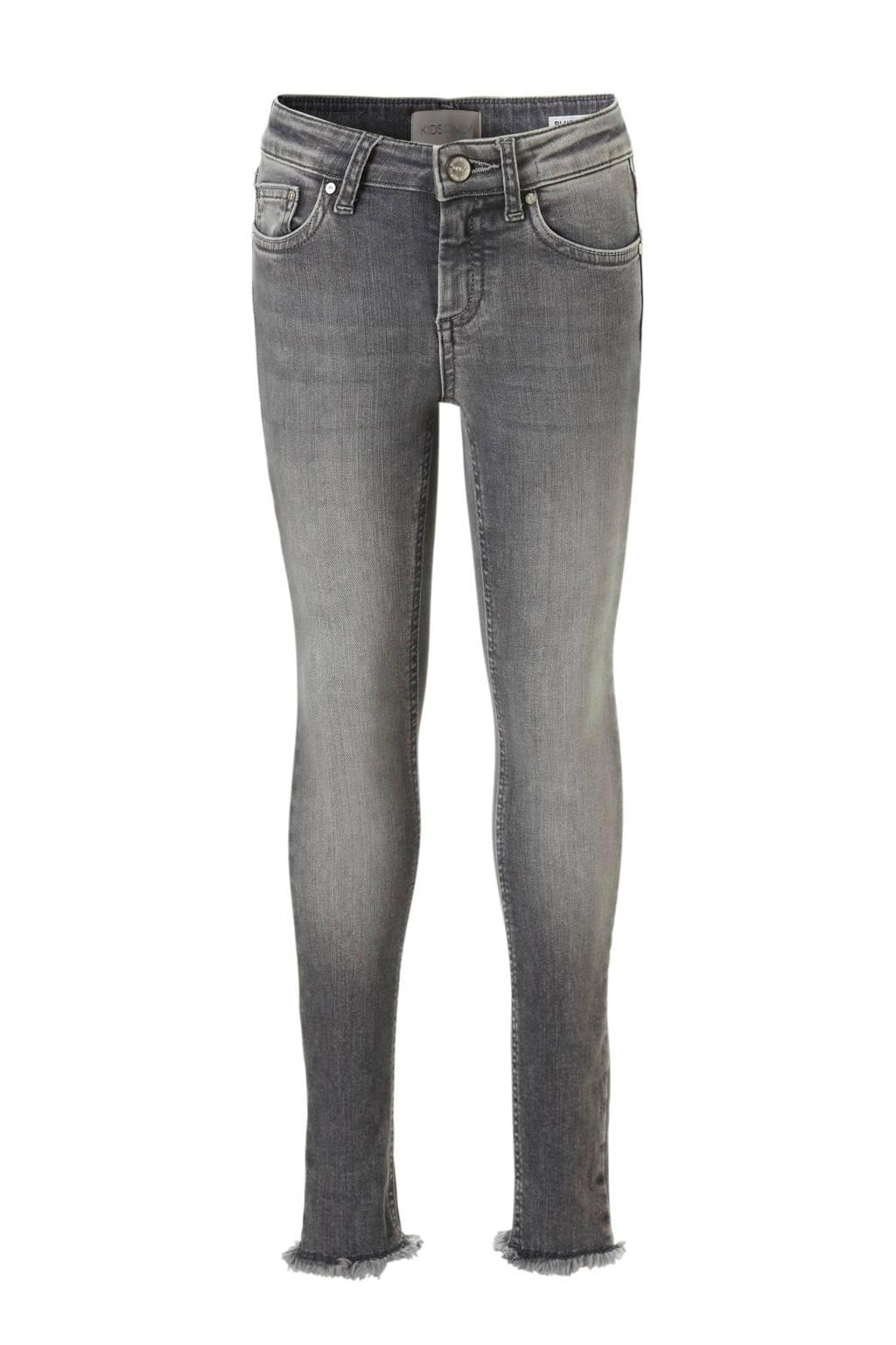 KIDSONLY skinny fit jeans Blush, Grijs