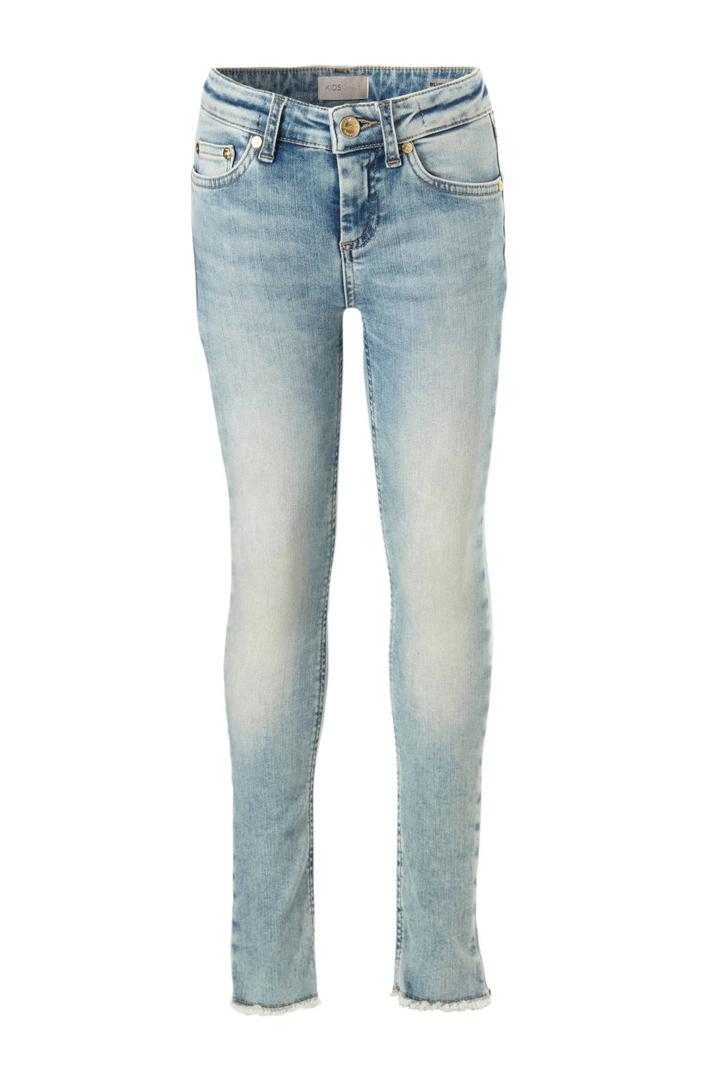 KIDS ONLY skinny fit jeans Blush, Lichtblauw