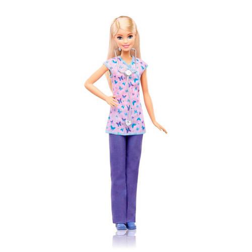 Barbie verpleegster - alleen verkrijgbaar i.c.m. actie