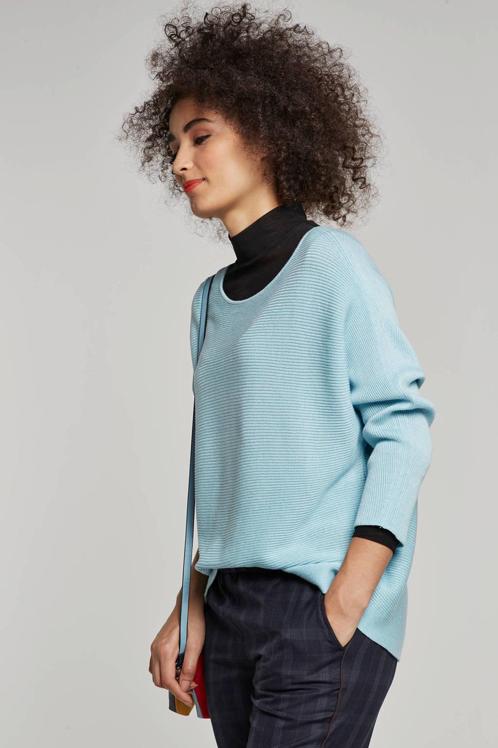 VERO MODA trui, Lichtblauw