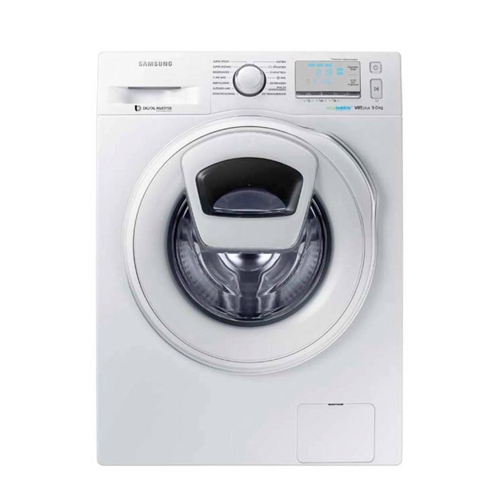 Samsung WW90K6605SW/EN Samsung WW90K6605SW/EN Addwash wasmachine