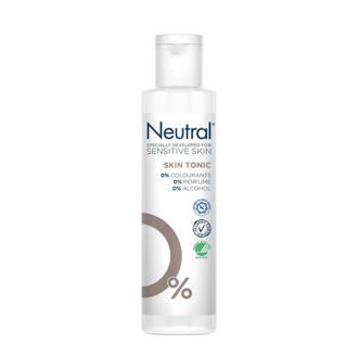 huid tonic - 200 ml - parfumvrij