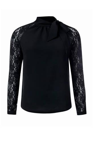 blouse Orlenda met kant
