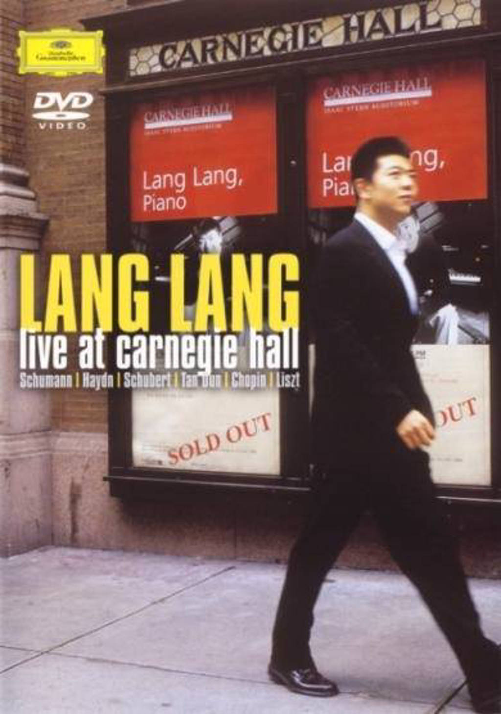 Lang Lang - Live at Carnegie Hall (DVD)