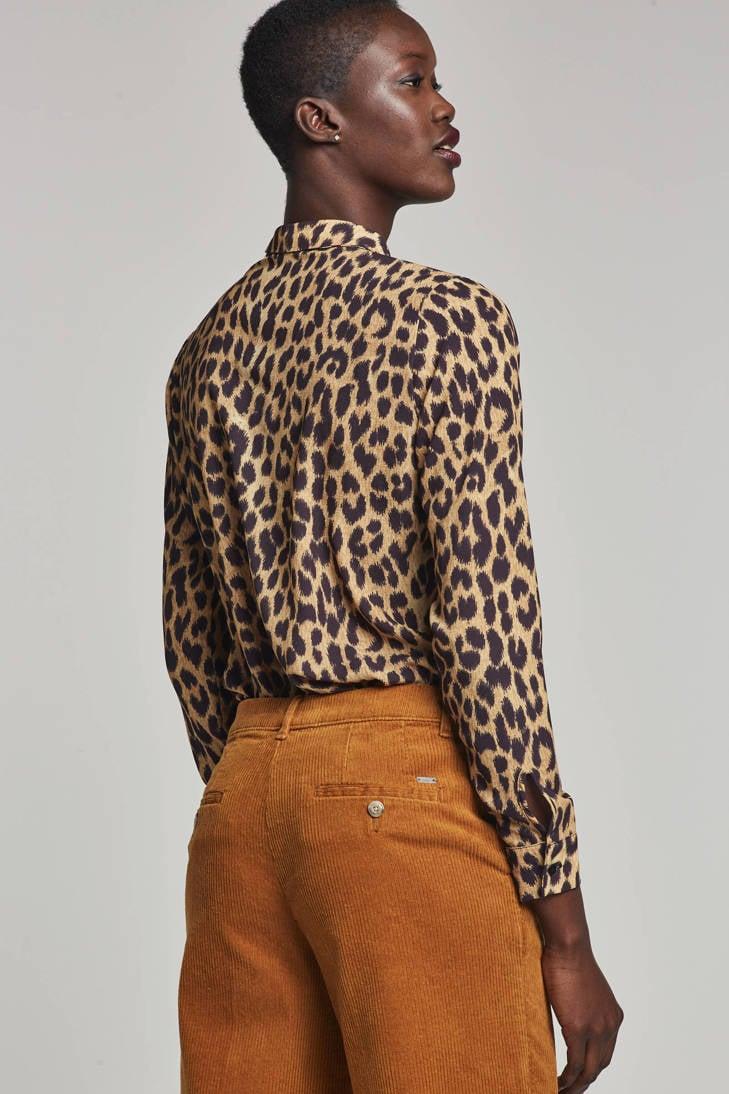 Odil blouse panterprint blouse dayz Odil dayz dayz met panterprint met 0pwqTFZF