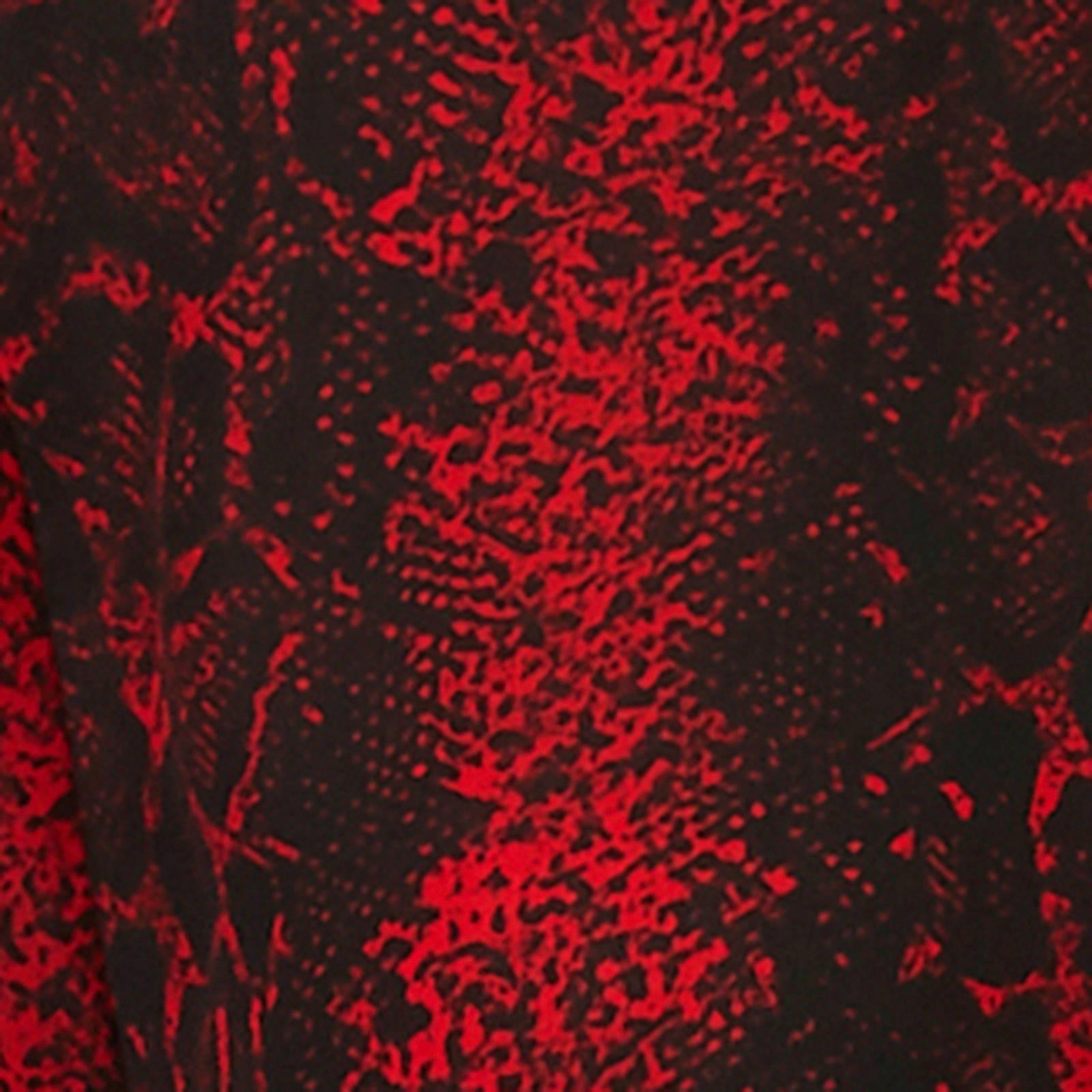 blouse DE met YONG slangenprint JACQUELINE xzYEwqCC