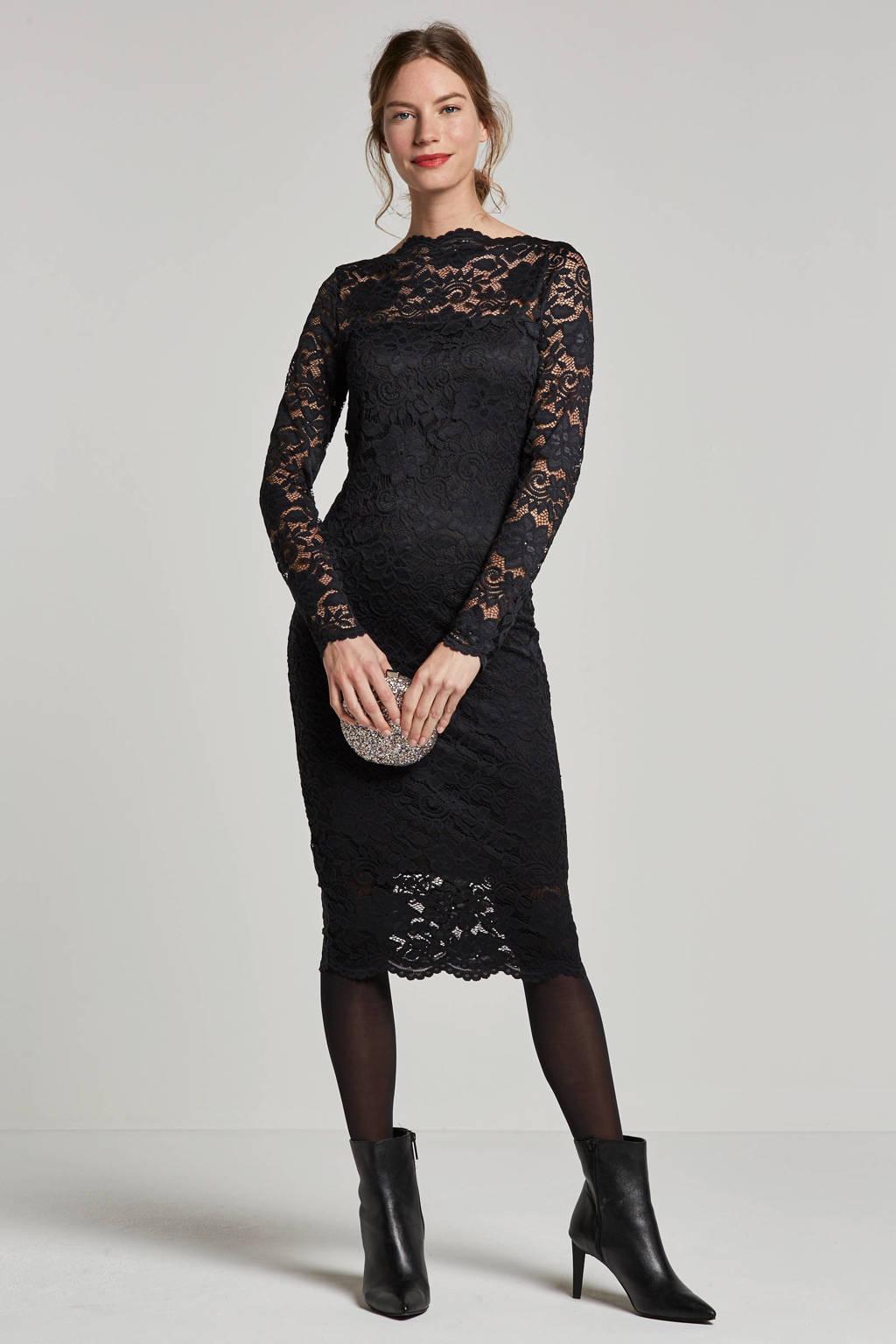 Wonderbaarlijk VILA kanten jurk | wehkamp WP-53
