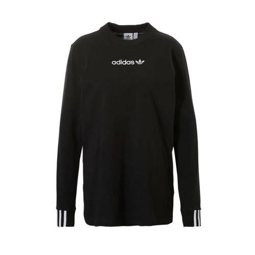 adidas originals T-shirt zwart