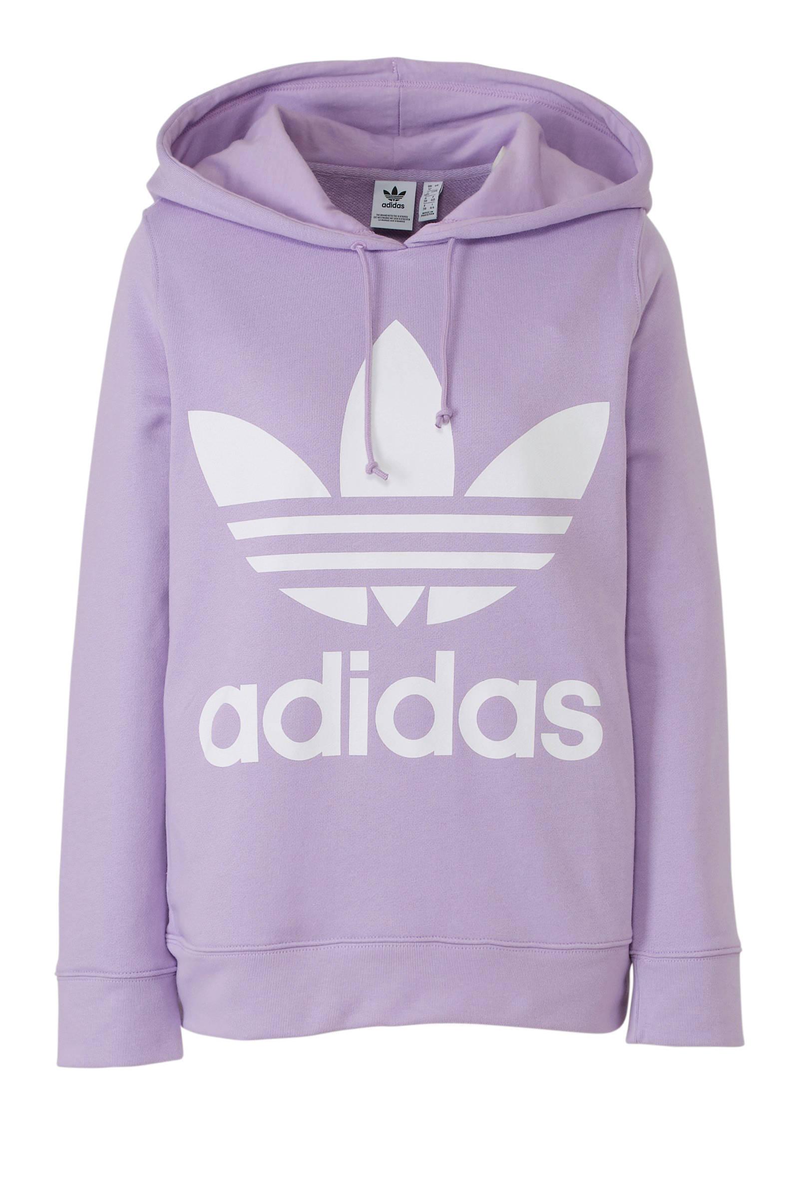 hoodie paars