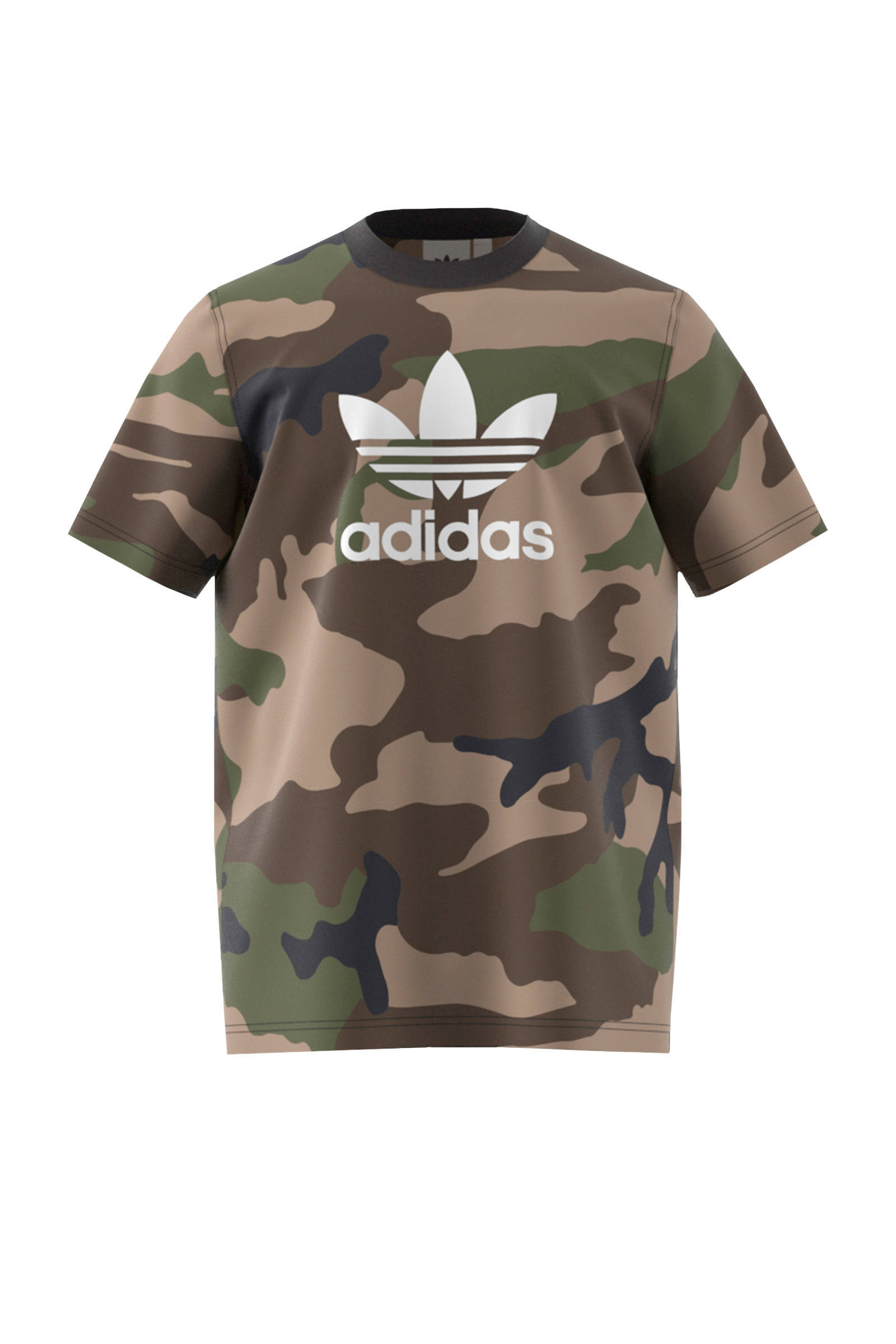 camouflage t shirt kinder adidas