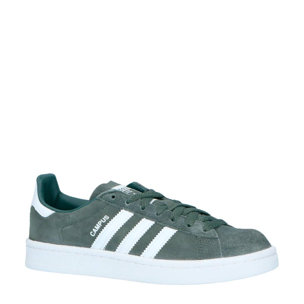 adidas originals  Campus J sneakers antraciet, Antraciet/wit