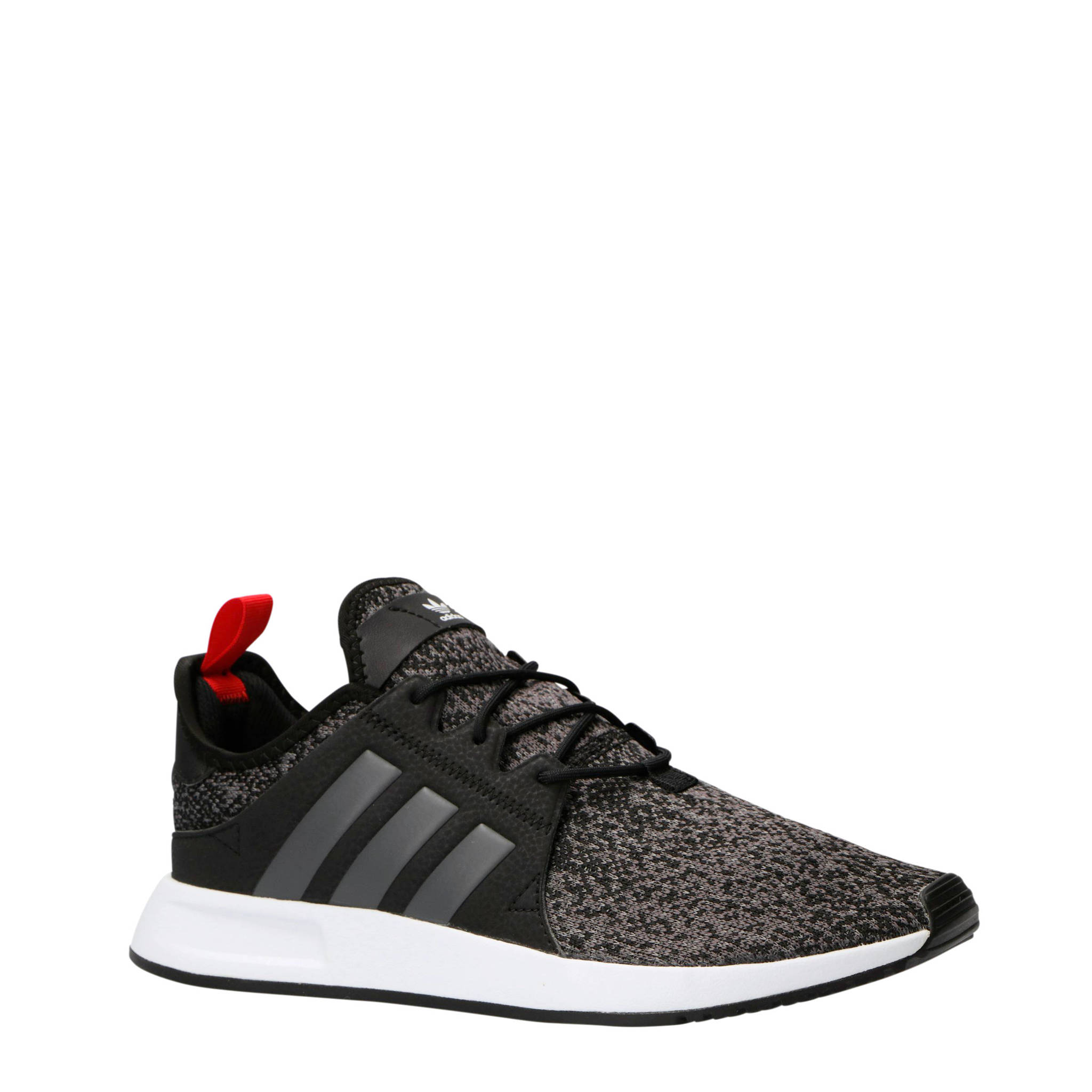 b3c68208518 adidas originals X_PLR sneakers zwart/grijs | wehkamp
