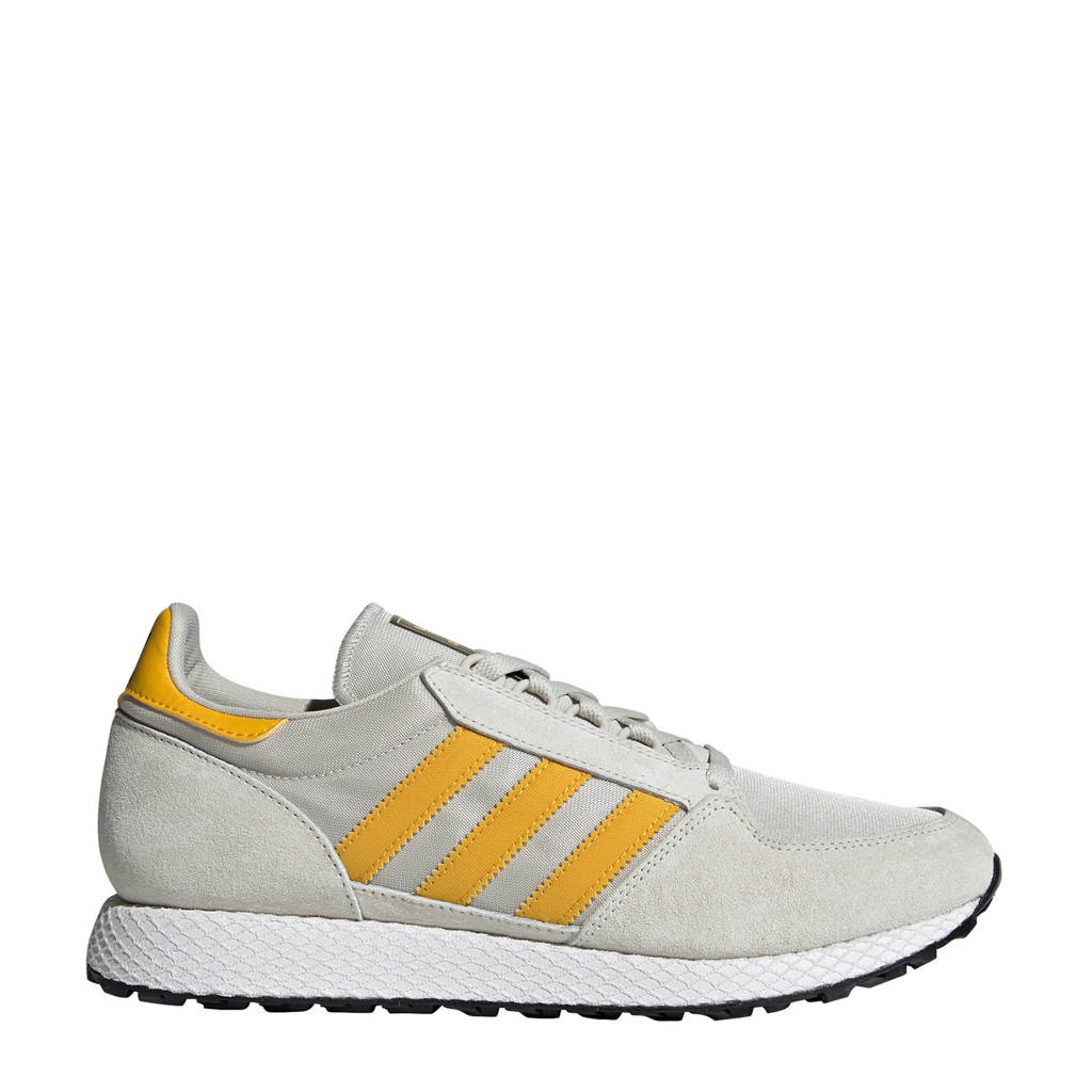 Adidas geel Grove Forest Sneakers Wit Originals Nubuck AAaUwf