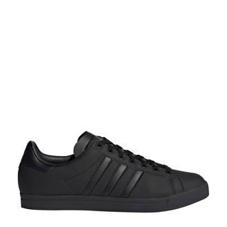 originals  Coast Star leren sneakers zwart