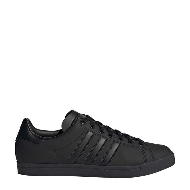huge selection of a105e e70b6 originals Coast Star leren sneakers zwart