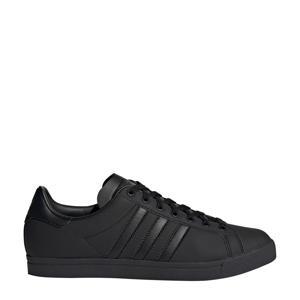 Coast Star J leren sneakers zwart