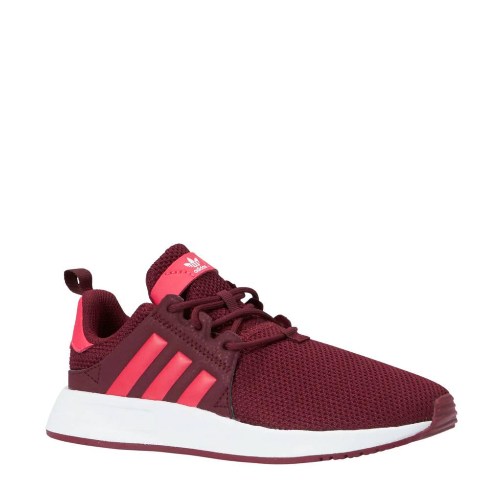 adidas originals  X_PLR C sneakers bordeaux, bordeaux/rood