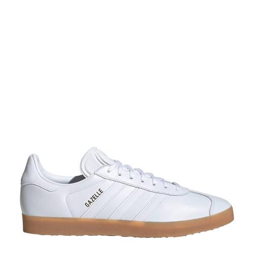 adidas originals Gazelle sneakers wit