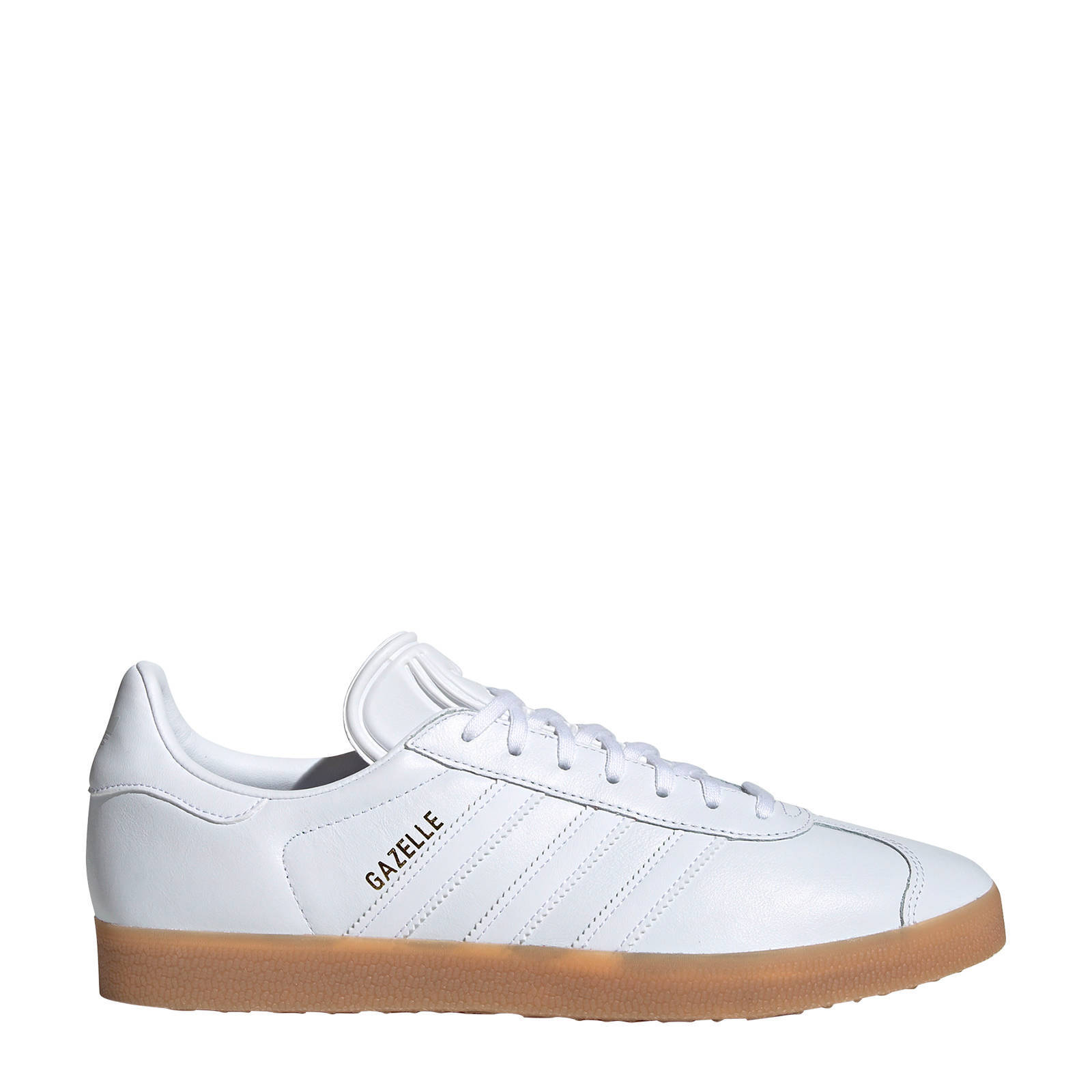 Gazelle sneakers wit